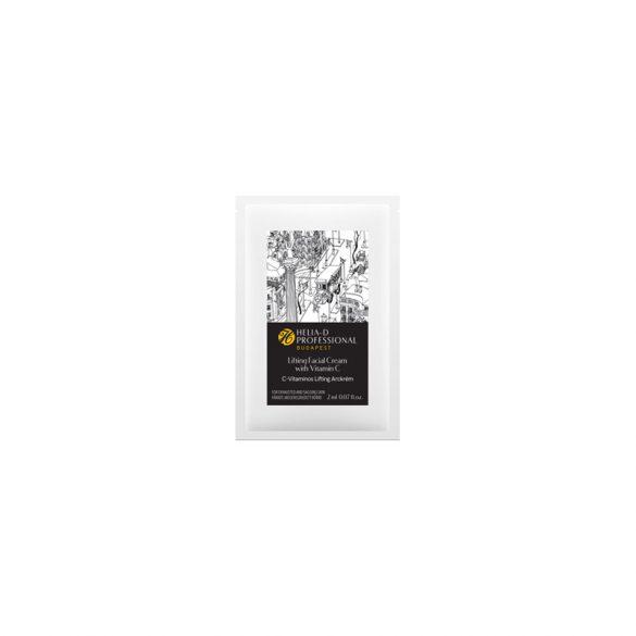 Helia-D Professional C-vitaminos Lifting arckrém - dobozban termékminta